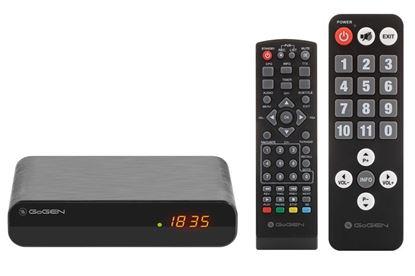 Obrázek Set-top box GoGEN DVB 133 T2 SENIOR