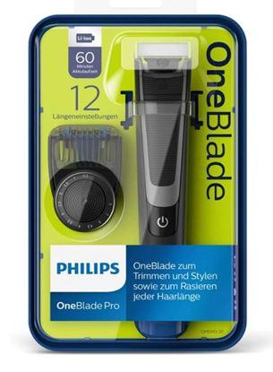 Obrázek Zastřihovač vousů Philips QP6510/20 OneBlade