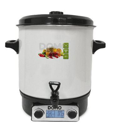 Obrázek Zavařovací hrnec Domo DO-42324PC