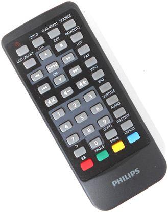 Obrázek Originální dálkový ovladač Philips PD7015/12