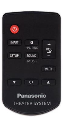 Obrázek Dálkový ovladač - Panasonic N2QAYC000121