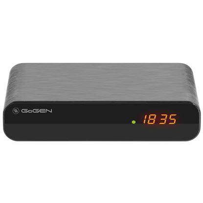Obrázek Set-top box GoGEN DVB 132 T2 PVR