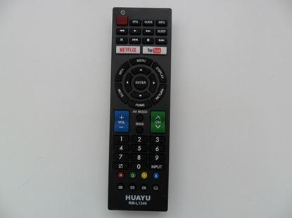 Obrázek Dálkový ovládač HUAYU - náhradní za ovládač SHARP