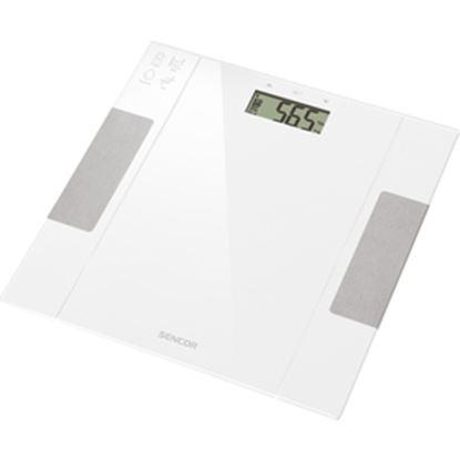 Obrázek SBS 5051WH Osobní fitness váha SENCOR
