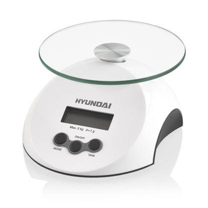 Obrázek Váha kuchyňská Hyundai KVE 616