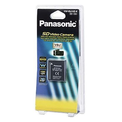 Obrázek Baterie do KAMERY - Panasonic VW-VBJ10E-K