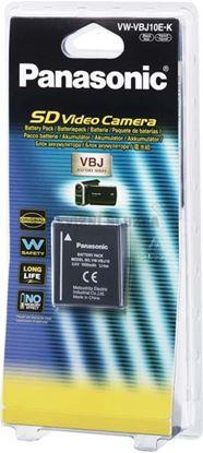 Obrázek Baterie do kamery - Panasonic VW-VBJ10E1-K