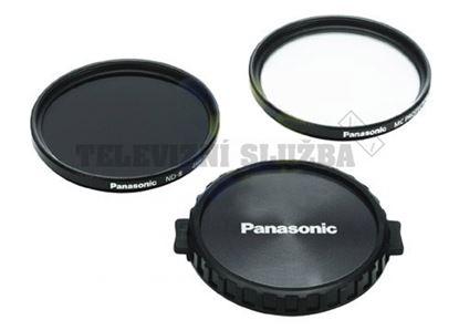 Obrázek Sada filtrů VW-LF46NE-K pro kamery Panasonic