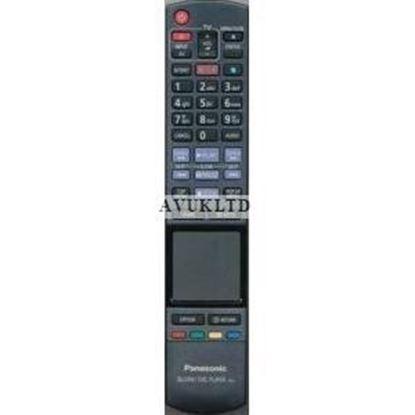 Obrázek Dálkový ovladač DVD - Panasonic N2QAYB000767