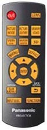 Obrázek Dálkový ovladač PROJ - Panasonic N2QAYB000680