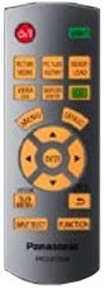 Obrázek Dálkový ovladač PROJ - Panasonic N2QAYB000681