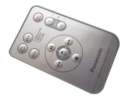Obrázek Dálkový ovladač KAMERA - Panasonic N2QACC000005