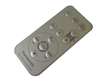 Obrázek Dálkový ovladač KAMERA - Panasonic N2QACC000008