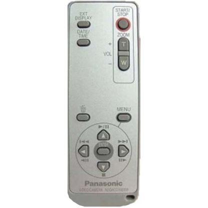 Obrázek Dálkový ovladač KAMERA - Panasonic N2QACC000009