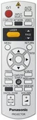 Obrázek Dálkový ovladač PROJ - Panasonic N2QAYB000305
