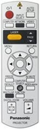 Obrázek Dálkový ovladač PROJ - Panasonic N2QAYB000308
