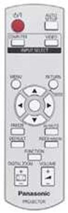 Obrázek Dálkový ovladač PROJ - Panasonic N2QAYB000262