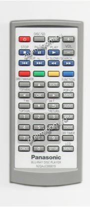 Obrázek Dálkový ovladač DVD - Panasonic N2QAJC000019