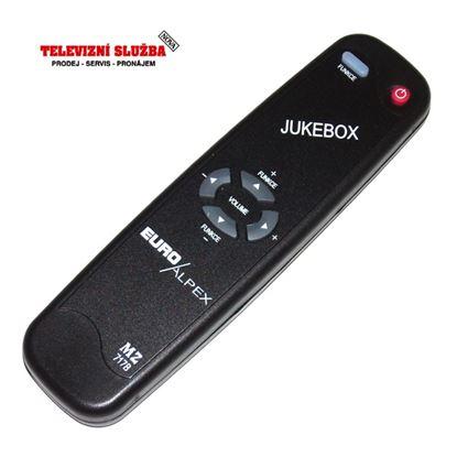Obrázek Dálkový ovladač na zakázku - MZ7178 Jukebox