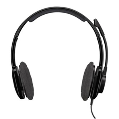 Obrázek H250 stereo headset black