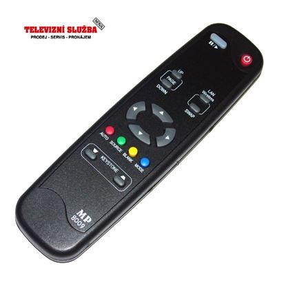 Obrázek Dálkový ovladač PROJ - MP8009