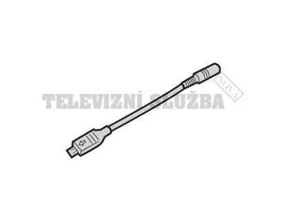 Obrázek Kabel sluchátek - K2KZ99Z00002 kamery Panasonic