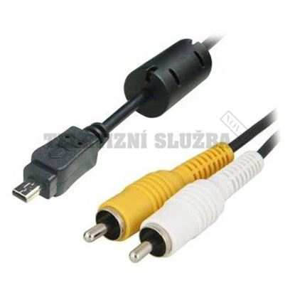 Obrázek AV kabel K1HA08CD0028 - fotoaparáty Panasonic