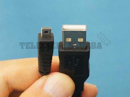 Obrázek USB kabel K1HY08YY0025 pro fotoaparáty Panasonic