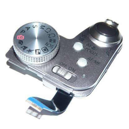 Obrázek Ovládací panel K0RB02100003 fotoaparáty Panasonic