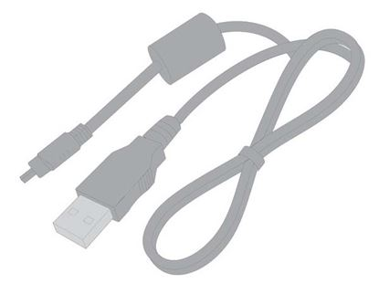 Obrázek USB kabel K1HY08YY0030 pro fotoaparáty Panasonic