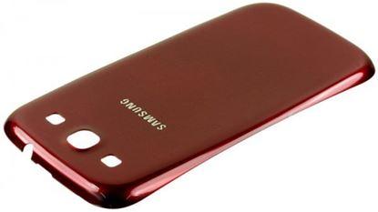 Obrázek Samsung GH98-23340C kryt zadní pro GT-I9300 red