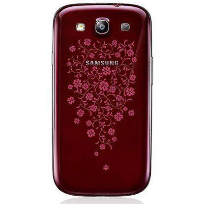 Obrázek Samsung GH98-25943C kryt zadní pro GT-I9300 red