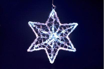 Obrázek Vánoční hvězda se 14 LED