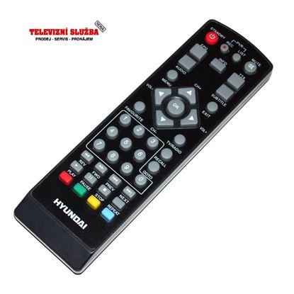 Obrázek Dálkový ovladač DVBT - Hyundai DVBT4H 331 PVR