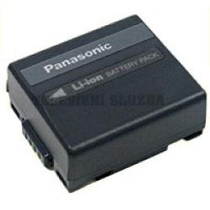 Obrázek Baterie do KAMERY - Panasonic CGA-D07SE-1B