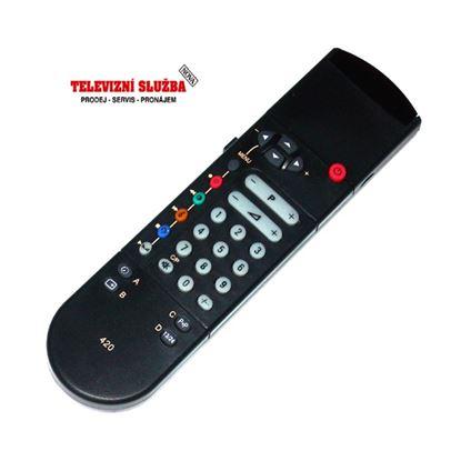 Obrázek Dálkový ovladač TV - Philips SBCRP420