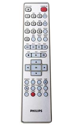 Obrázek Originální dálkový ovladač Philips DVDR520H