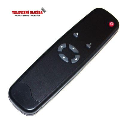 Obrázek Dálkový ovladač na zakázku - MZ7142  kamera EBRW