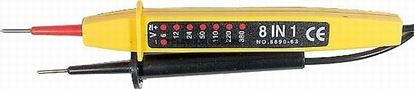 Obrázek Zkoušečka AC/DC 7 stupňů 6-380V