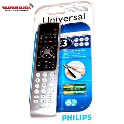 Obrázek Univerzální dálkový ovladač Philips SRU5130/87