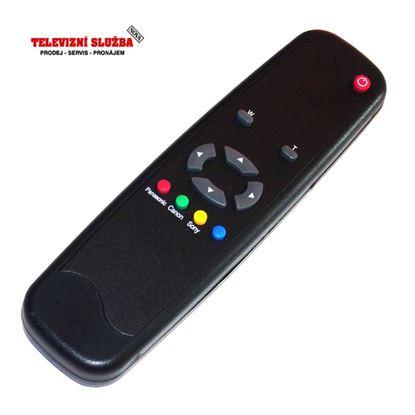 Obrázek Dálkový ovladač na zakázku - MZ7150  kamera EBRW