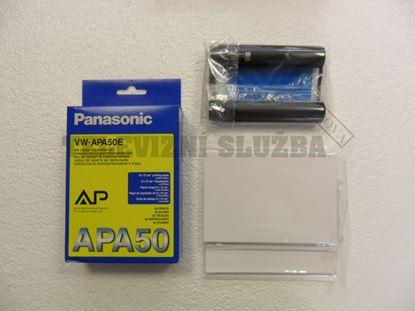 Obrázek Papír do foto tiskárny - Panasonic VW-APA50E