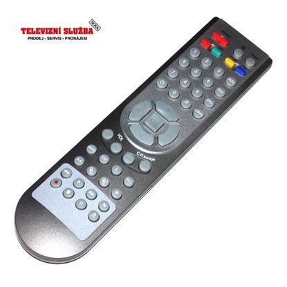 Obrázek Dálkový ovladač SAT - Mascom MC1320S = ZZ DVB 9