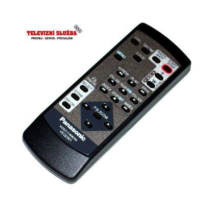 Obrázek Dálkový ovladač KAMERA - Panasonic VEQ2301