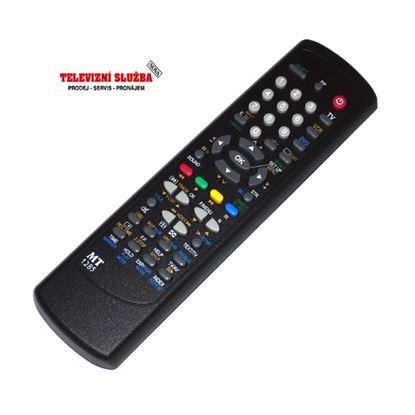 Obrázek Dálkový ovladač TV - MT1285 Panasonic