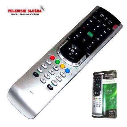 Obrázek Univerzální dálkový ovladač ZIP306 pro DVBT + TV