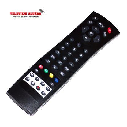 Obrázek Dálkový ovladač SAT - Mascom MC4000PVR, TF4000PVR