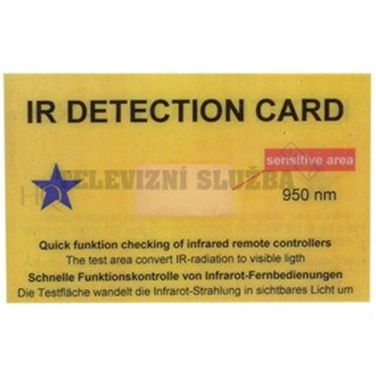 Obrázek Testovací karta dálkových ovladačů