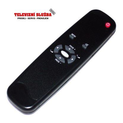 Obrázek Dálkový ovladač na zakázku - MZ9001  HOTEL