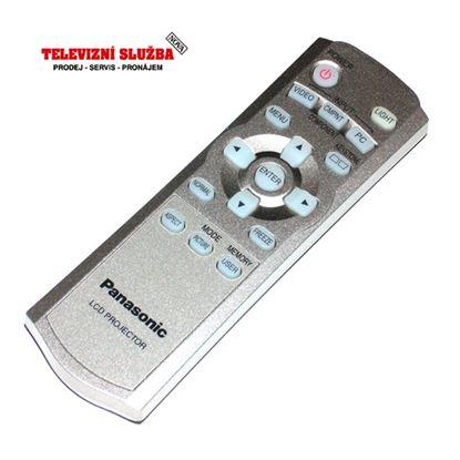 Obrázek Dálkový ovladač PROJ - Panasonic N2QAEA000019
